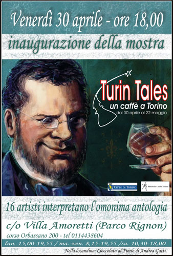 Turin Tales Exhibition