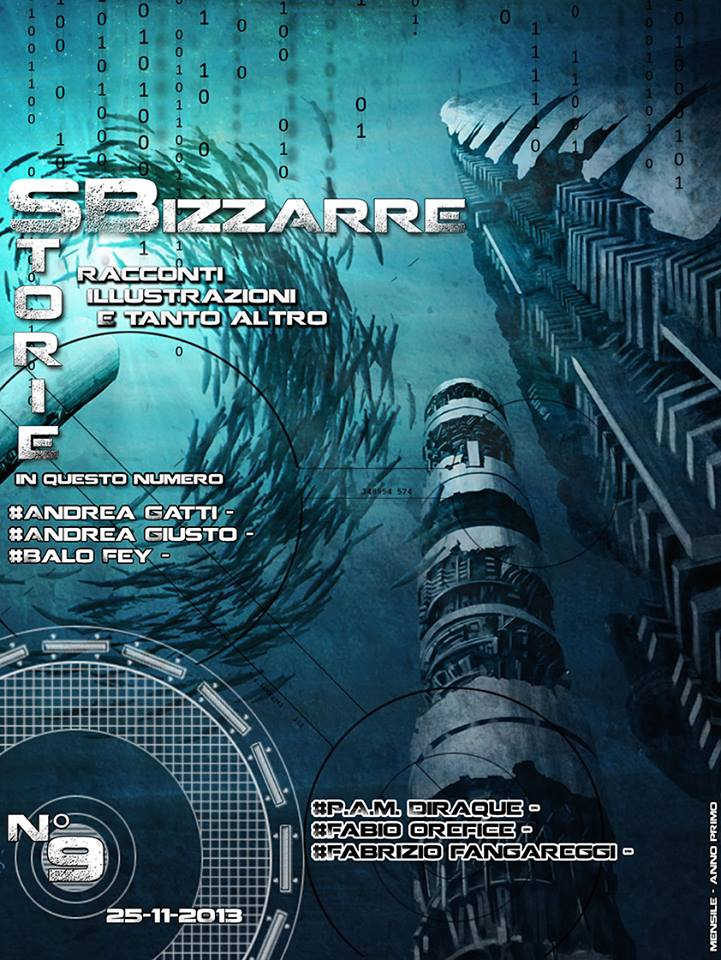 storiebizzarre november cover